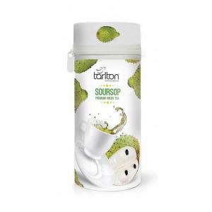 TARLTON Green Tea Zip Soursop plech 75g (7222)