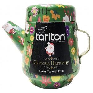 TARLTON Tea Pot Glorious Harmony Green Tea plech, 100g (7080)