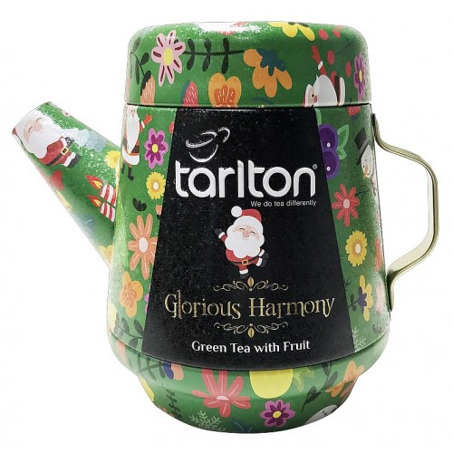 TARLTON Tea Pot Glorious Harmony Green Tea plech, 100g (7080)
