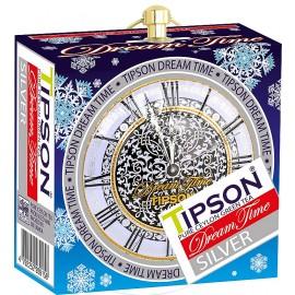 TIPSON Dream Time Christmas Blue Silver plech, 30g (5041)