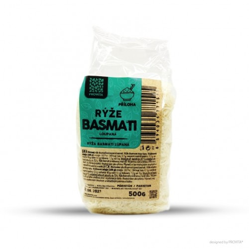 Ryža basmati (500g) - Provita