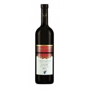 Víno čierny medveď 750ml