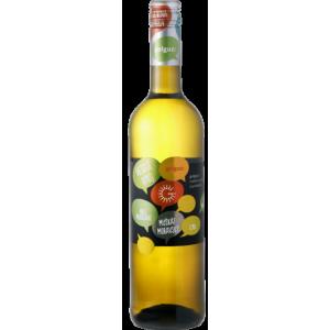 Golguz Muškát Moravský, akostné odrodové víno, 2015, polosladké - 0,75l