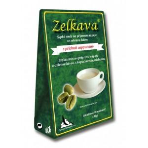 Zelkava s príchuťou cappuccina 100g