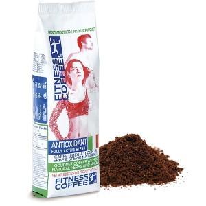 FITNESS COFFEE ANTIOXIDANT FULLY ACTIVE BLEND® MLETÁ (250g)