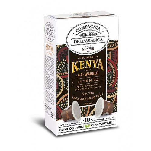 CORSINI kapsle Kenya 52g/10ks (6492)