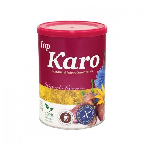 Kávoviny TOP Karo, instantná kávovinová zmes, 200g