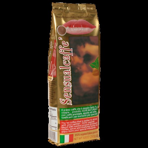 Fitness Coffee Sensualcaffe (250g)