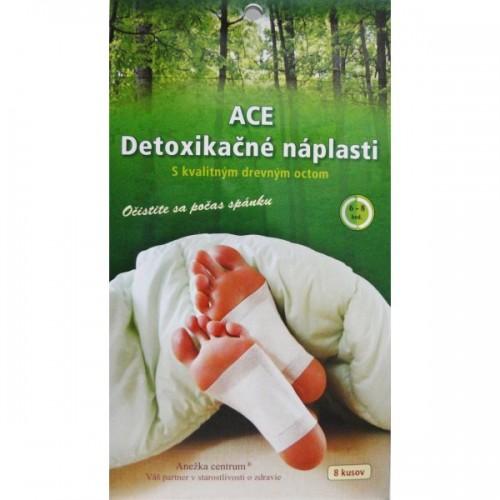 ACE detoxikačné náplaste 8ks