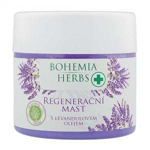 Bohemia Herbs regeneračná masť, levanduľa, 120ml (BC002327)