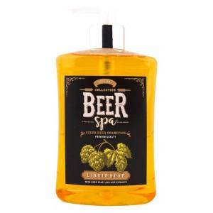 Beer Spa pivné tekuté mydlo, 500ml (BC008015)