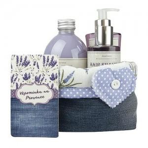 Sada Provence pena, šampón, sprchový gél (BC003379)