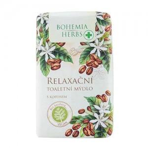Bohemia Herbs mydlo, kofeín, 100g (BC034006)