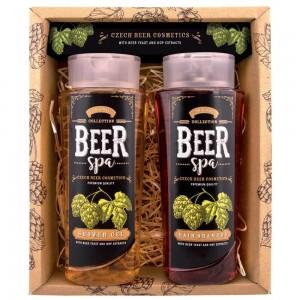 Beer Spa sada sprchový gél, šampón (BC802210)