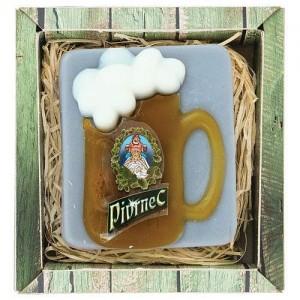 Bohemia Gifts PIVRNEC pivné mydlo - polliter, 85g (BC012006)