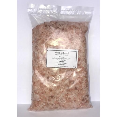 Himalájska soľ do kúpeľa 1kg