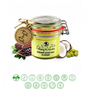 Prírodný detský olej po kúpaní (170ml) - Ťuli a Ťuli