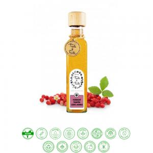 Prírodný šampón lesná jahoda (250ml) - Ťuli a Ťuli
