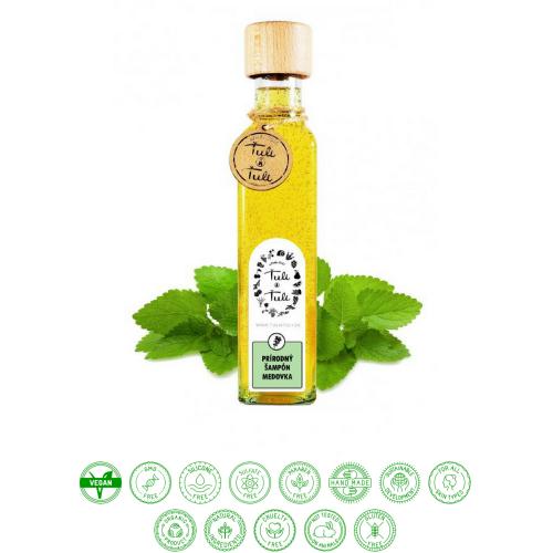 Prírodný šampón medovka (250ml) - Ťuli a Ťuli