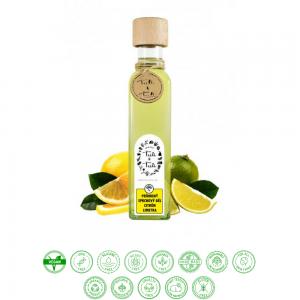 Prírodný sprchový gél citrón a limetka (250ml) - Ťuli a Ťuli