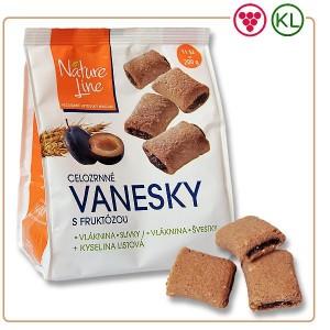 VANESKY (200g) celozrnné sušienky - PEČIVÁRNE LIPTOVSKÝ HRÁDOK