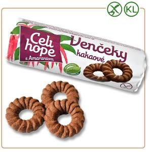 CELIHOPE Venčeky kakaové (100g)
