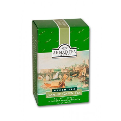 Ahmed jasmin green 100g (1081)