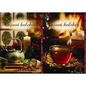 MIXTEE 3207 ruž.čajová kolekcia - kalendár