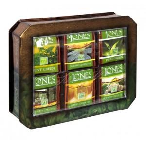 JONES Variácia Green Plech 10x6x2g (6751)