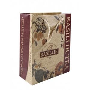 BASILUR papierová taška malá 20x25x8,5 (7698)