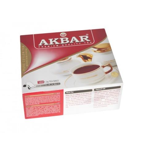 Akbar black 100x2g (1684)