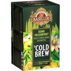 BASILUR Cold Brew Guava Passionfruit 20x2g (3990)