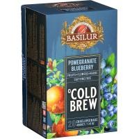 BASILUR Cold Brew Pomegranate Blueberry 20x2g (3993)
