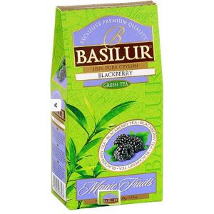 BASILUR Magic Green Blackberry papier 100g (3806)
