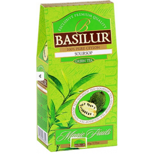BASILUR Magic Green Soursop papier 100g (3808)