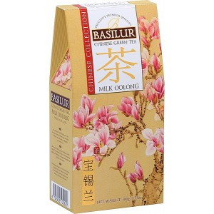 BASILUR Chinese Milk Oolong papier 100g (3820)
