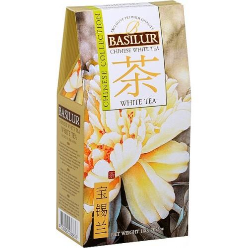 BASILUR biely čaj Chinese White Tea papier 100g (3824)