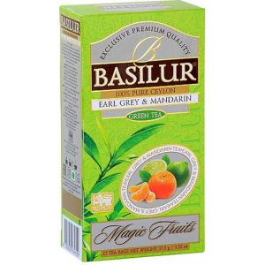 BASILUR Magic Earl Grey & Mandarin 25x1,5 (3850)