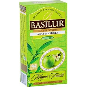 BASILUR Magic Apple & Vanilla 25x1,5 (3858)