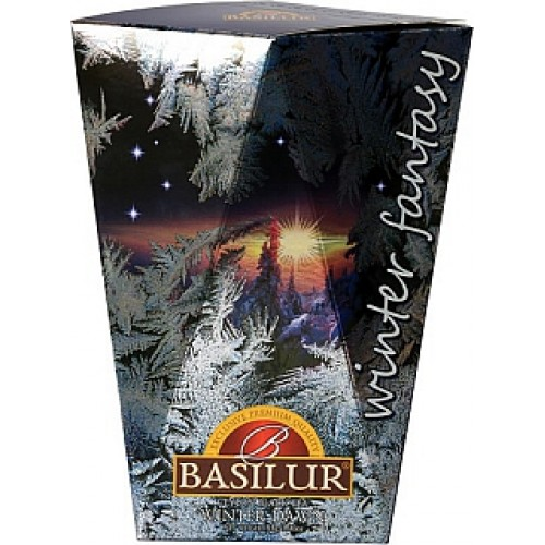 BASILUR Fantasy Winter Dawn papier 85g (3923)