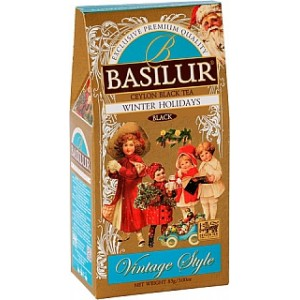 BASILUR Vintage Winter Holiday papier 85g (3931)