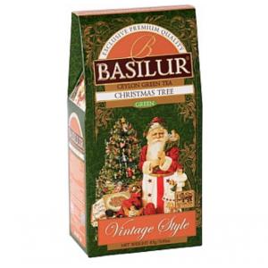 BASILUR Vintage Christmas Tree papier 85g (3932)