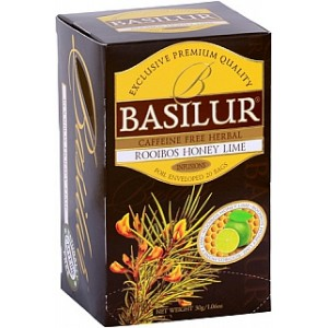 BASILUR Rooibos Honey Lime 20x1,5g (3981)