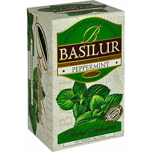 BASILUR Herbal Peppermint 20x1,2g (4100)