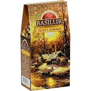 BASILUR Festival Frosty Evening papier 100g (4151)
