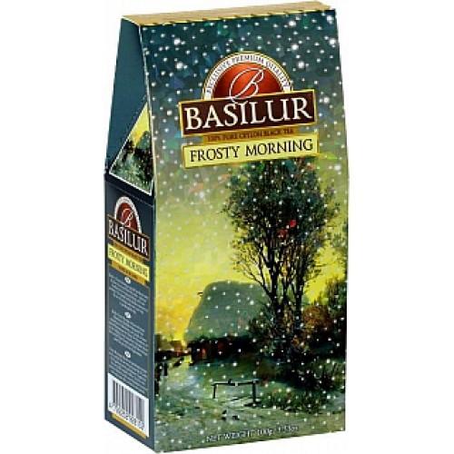 BASILUR Festival Frosty Morning papier 100g (4153)