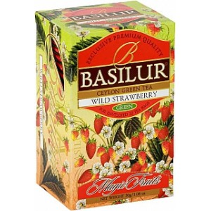 BASILUR Magic Wild Strawberry 20x1,5g (4197)
