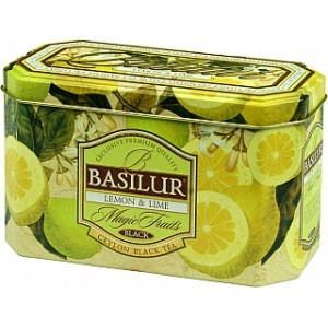 BASILUR Magic Lemon & Lime plech 20x2g (4201)