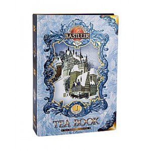 BASILUR Tea Book Blue I. papier 75g (4240)
