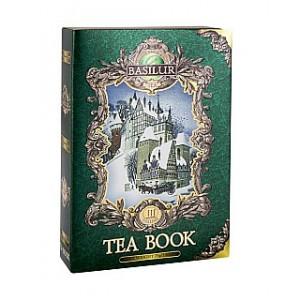 BASILUR Tea Book Green III. papier 75g (4241)